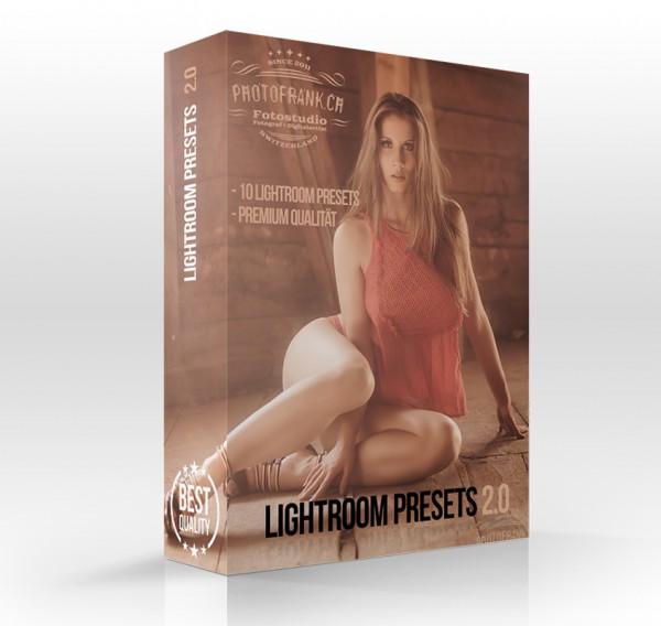 Lightroom Presets - Photo Frank 2.0