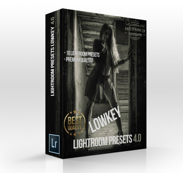 Lightroom Presets - Lowkey 4.0