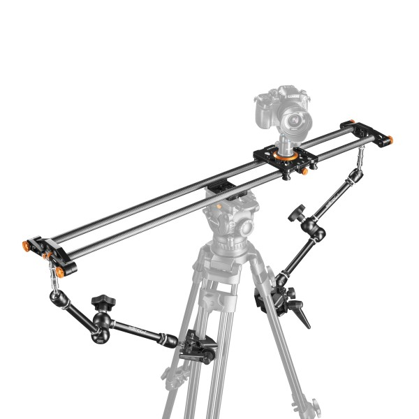 Walimex Pro Carbon Video Slider 100 Support Set