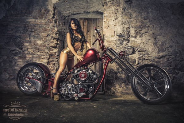 Car-/Oldtimer-/Motorrad – Fotoshooting Large