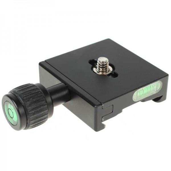 Quenox Schnellkupplung - Arca-Swiss-kompatibel, 60 mm Länge