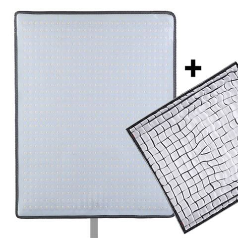 Linkstar Flexibles Bi-Color LED Panel LX-150 45x60 cm