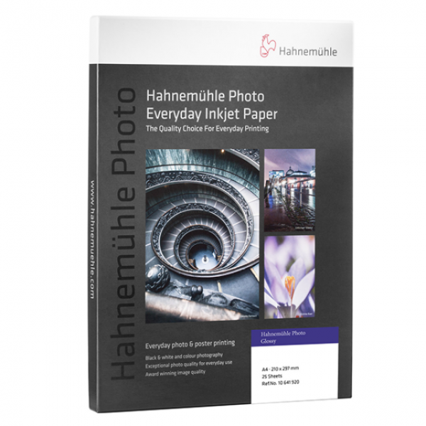 Hahnemühle Photo Glossy 260gm2 A2 - 25 Blatt