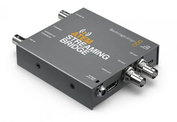 Blackmagic Design ATEM Streaming Bridge