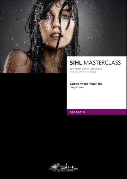 Sihl Masterclass 4844, Lustre Photo, A4, 300 g - 25 Blatt