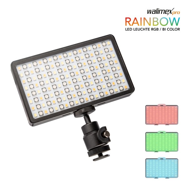 Walimex pro Rainbow Pocket LED-RGBWW