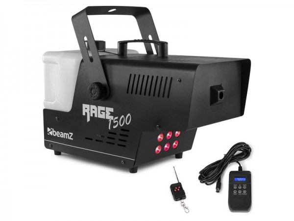 BeamZ Nebelmaschine Rage 1500LED
