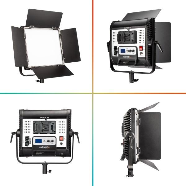 Walimex Pro Rainbow 50W LED-RGBWW Flächenleuchte