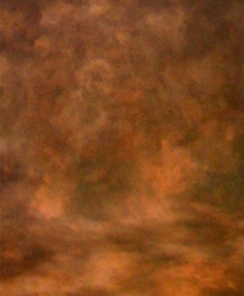 Linkstar Stoffhintergrund Fire Rost - 2,9x7,0m
