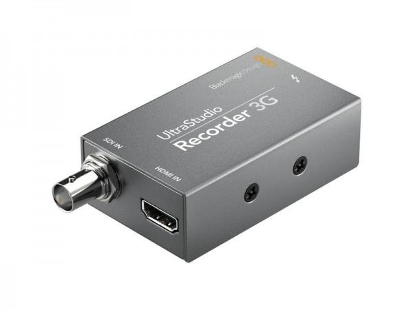 Blackmagic Design UltraStudio Rekorder 3G - 3G-SDI/HDMI zu Thunderbolt 3