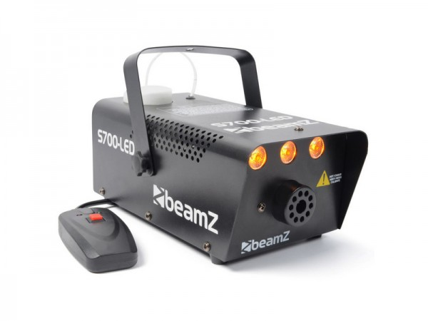 BeamZ Nebelmaschine S700-LED