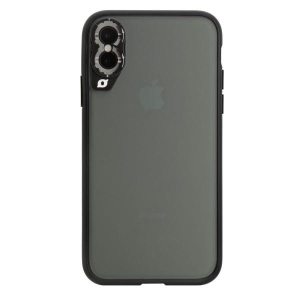 Wolffilms iPhone XS Case in schwarz