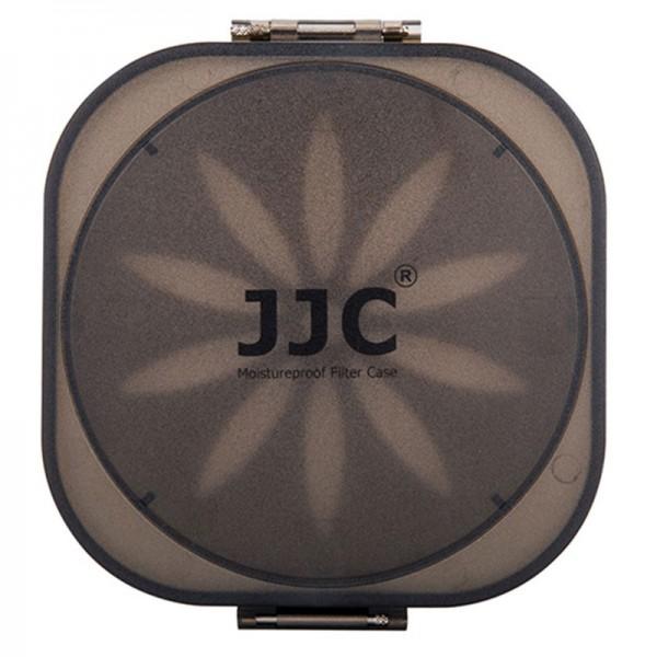 JJC FLC-L wasserabweisendes Filteretui für Filter mit 58 bis 82 mm Durchmesser