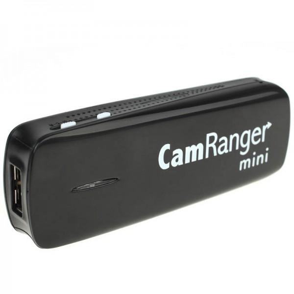 CamRanger Mini WiFi-Fernsteuerung für DSLR-Kameras von Canon und Nikon - mit App für iOS/Android