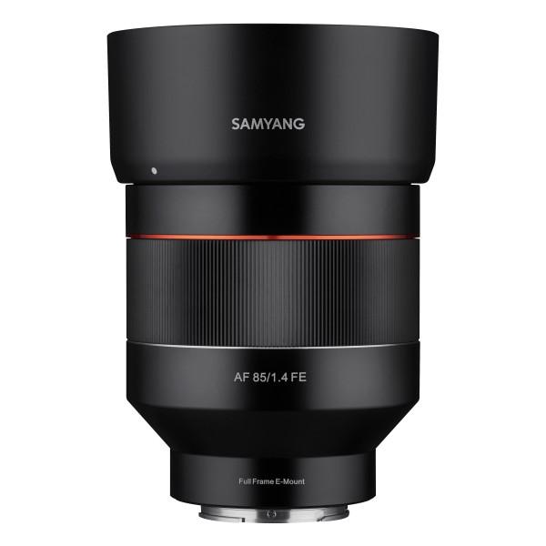 Samyang Objektiv AF 85mm F1.4 FE für Sony E