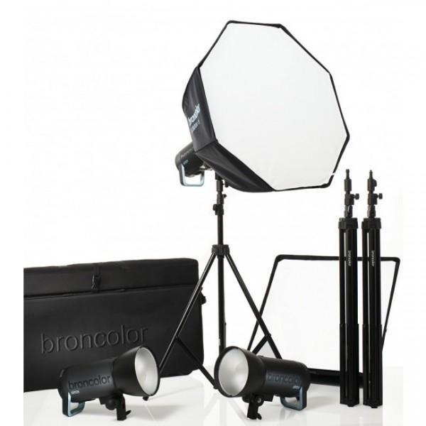 Broncolor Siros 800 S Pro Kit 3, WiFi / RFS 2