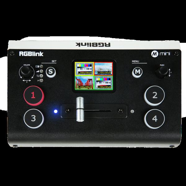 RGBlink Mini Multiformat Video Mixer