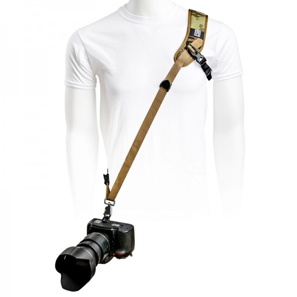 Blackrapid Sport X Kameragurt - Multi-Terrain Camo