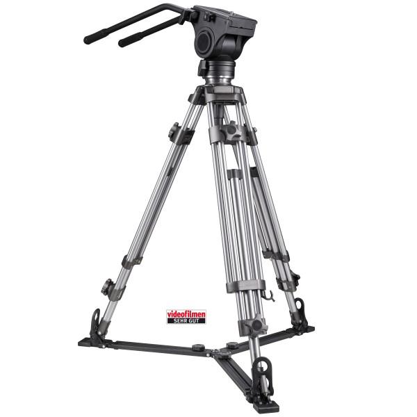 Walimex Pro FT-9902 Video-Pro-Stativ -172cm