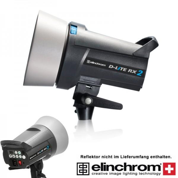 Elinchrom Studioblitz COMPACT D-Lite RX 2