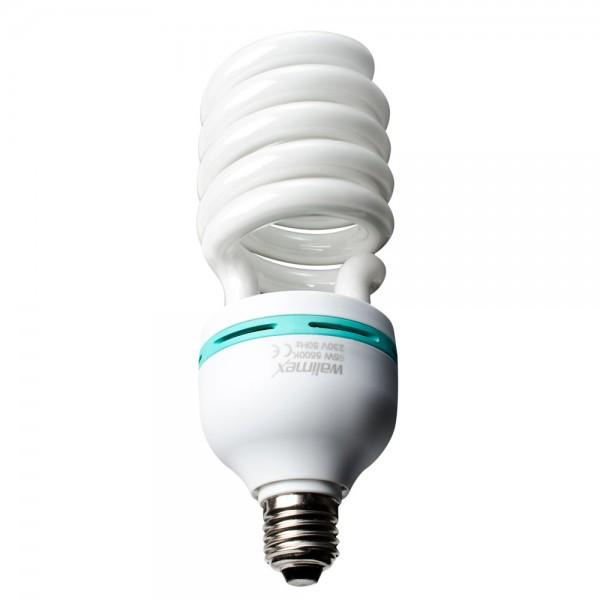 Walimex Spiral-Tageslichtlampe 85W entspricht 450W