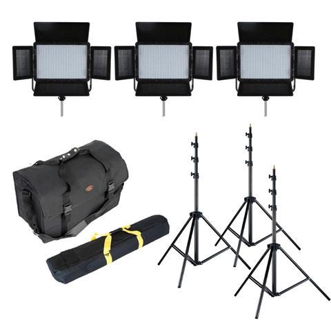 Linkstar Bi-Color LED Lampen Set LEP-748C Set 2