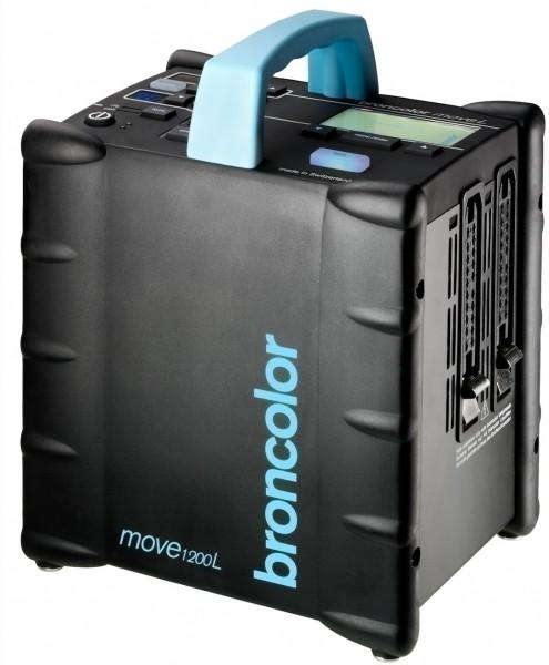 Broncolor Move 1200 L Akkugenerator