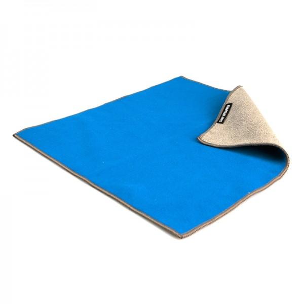 Easy Wrapper selbsthaftendes Einschlagtuch blau Gr. M 35 x 35 cm