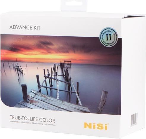 Nisi Filtersystem Advance Kit 100mm (ND- / Graufilter, ND- / Grauverlauffilter, 100mm)
