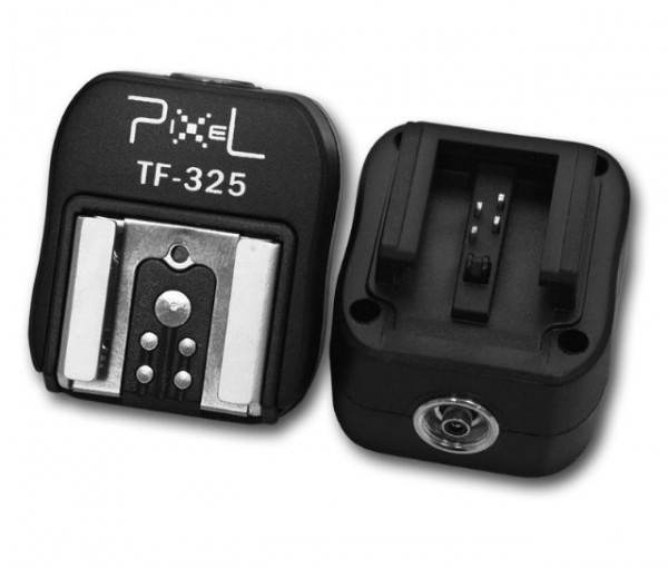 Pixel Hotshoe Adapter TF-325 für Sony Kamera