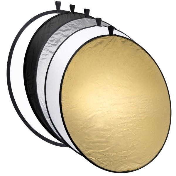Mantona Faltreflektor 5in1 - 110cm