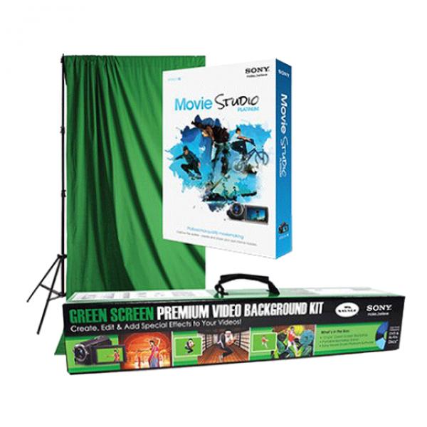 Premium Green Screen Video Kit von Savage