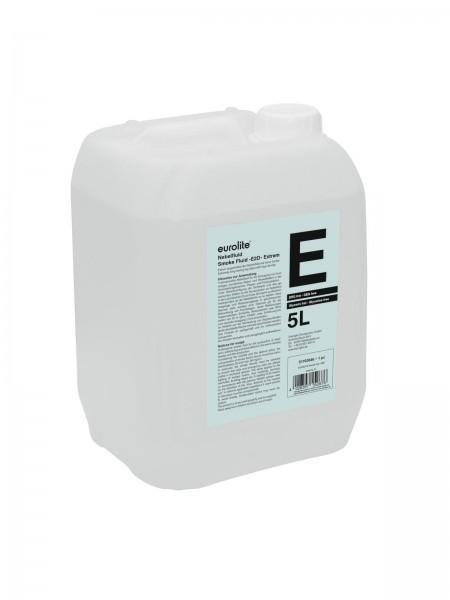 EUROLITE Smoke Fluid -E2D- Extrem Nebelfluid 5Liter