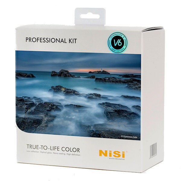 Nisi Filtersystem V6 Professional Kit 100mm