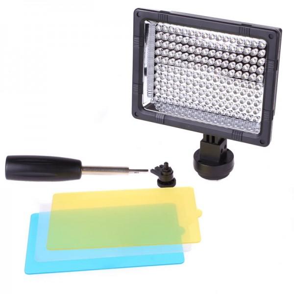 JJC LED-Videoleuchte 1850 Lux