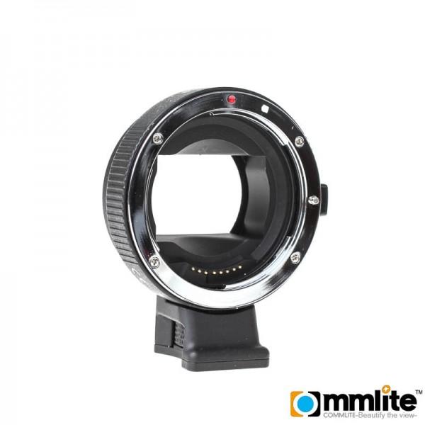 Autofokus-Objektivadapter für Canon-EOS-Objektiv an Sony-E-Mount-Kamera - Commlite