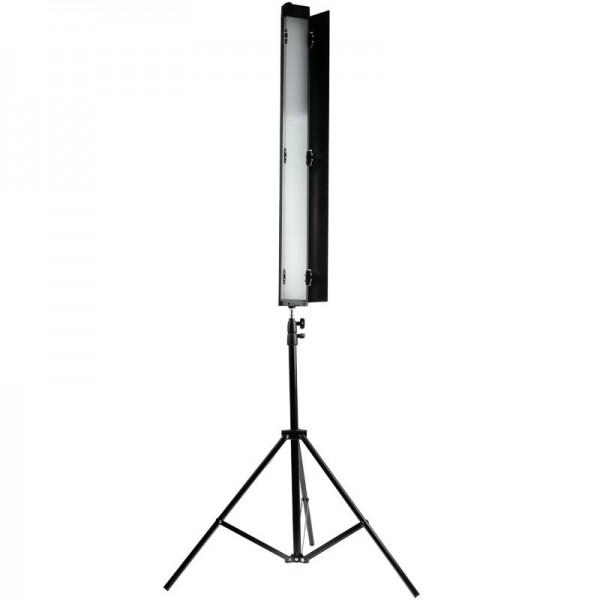 Dörr DSL-224 Bundle LED Strip Light 5500 Kelvin inklusive Lampenstativ LS-2000