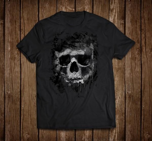 T-Shirt Mystica Skull