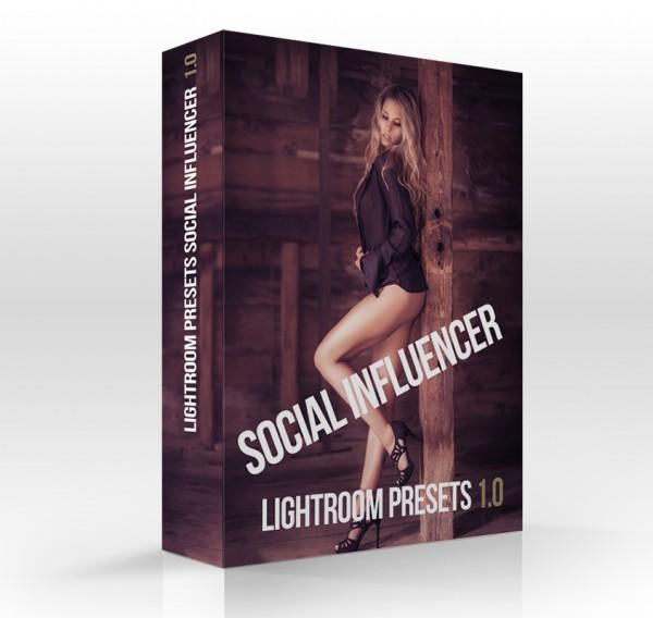 Lightroom Presets - Social Influencer 1.0