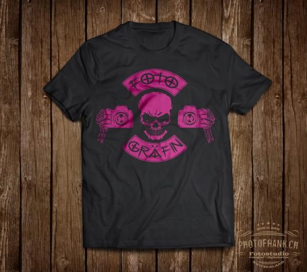 T-Shirt Fotogräfin - pink