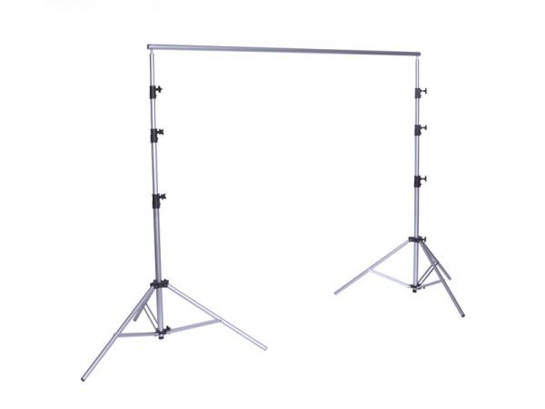 Hintergrundsystem B1313 mobiles Gestell, 190-420cm