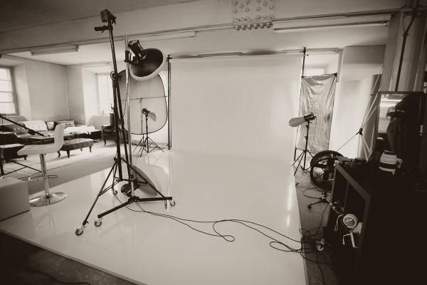 Fotostudio buchen