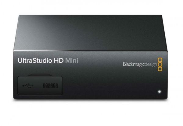 Blackmagic UltraStudio HD Mini - Portable 10-Bit Video-Aufzeichnung Thunderbolt 3