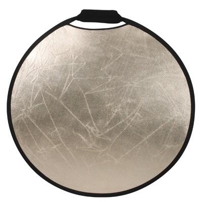 Matin Falt-Reflektor rund 80 cm Sunlight/Weiss