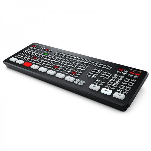 Blackmagic - ATEM Mini Extreme ISO - Live-Produktionsmischer mit 8 HDMI Videoeingängen und Streaming