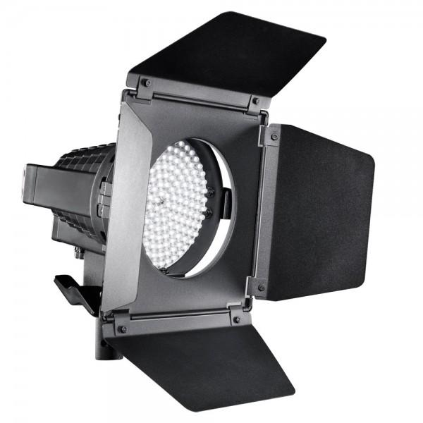 Walimex Pro LED Spotlight + Abschirmklappen