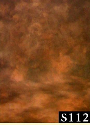 Falcon Eyes Stoffhintergrund Rost/Feuer-Look 2,9x7 m