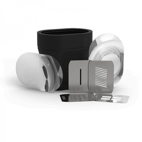 MagMod MagBeam Kit Lichtformer-Set für Aufsteckblitze inkl. 1 MagBeam-Blitzvorsatz, 2 Fresnel-Linsen