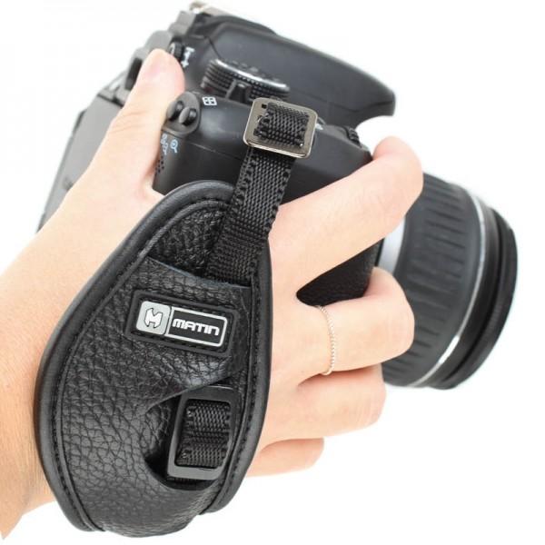 Matin Adria 05 Leder-Handschlaufe für DSLM- und DSLR-Kameras