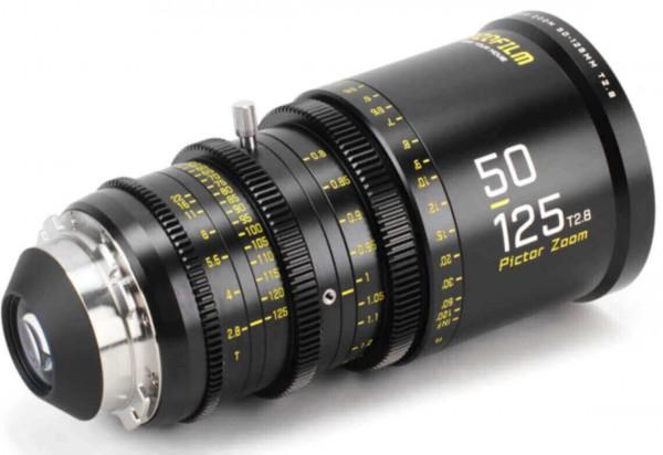DZOFILM Pictor Zoom 50-125mm T2.8 Black